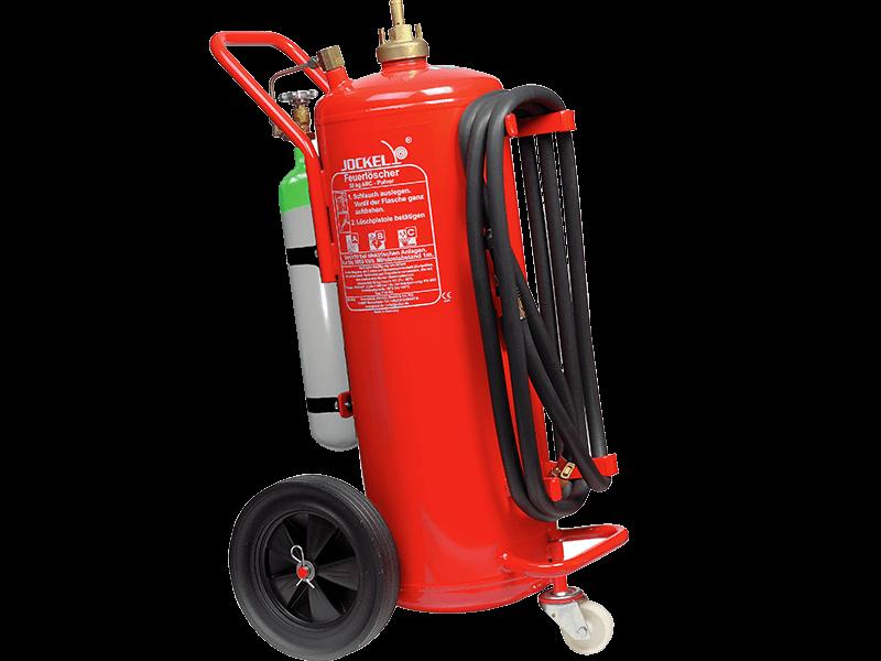 Hervorragend Fahrbare Feuerlöscher: Wartung , Prüfung nach DIN 1446-EN 3 CB31